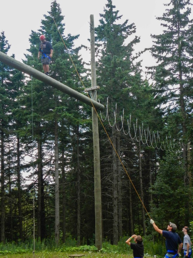 ELC Ropes Course